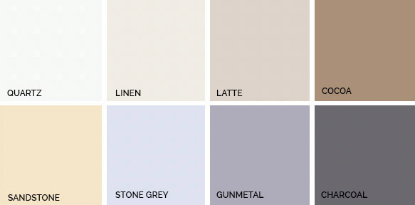 Quantum Stone Paving Colours