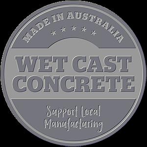Wet Cast Concrete - Quantum Stone